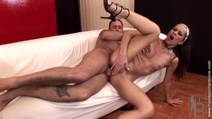 The Nasty Angel's Whore Angry Getting Her Tight Ass Pumped And Pounding