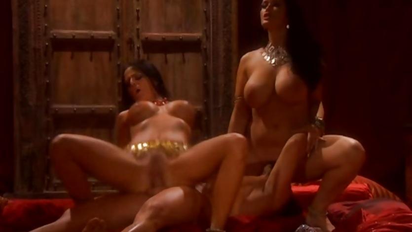 Great Carmella bing handjob videos