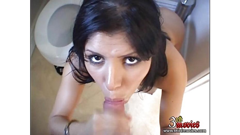 Adultmemberzone latina hottie sativa rose gets spitroasted 7