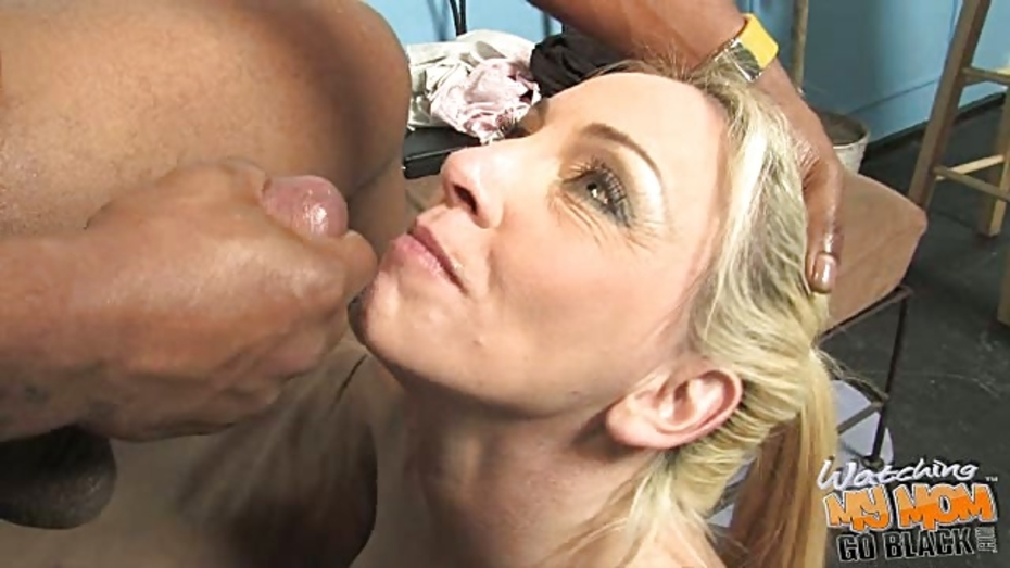 Cala craves black cock