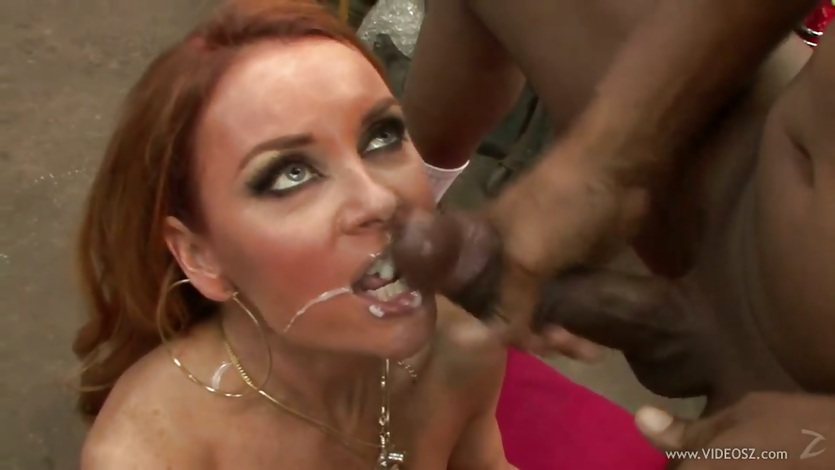 Mom shaves sons cock