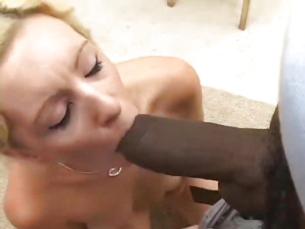 Alluring Michelle Sweet slurps on this huge prick