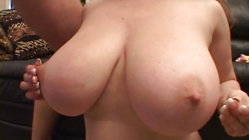 Slutty Kitty Lee gets her face showered with cock juice