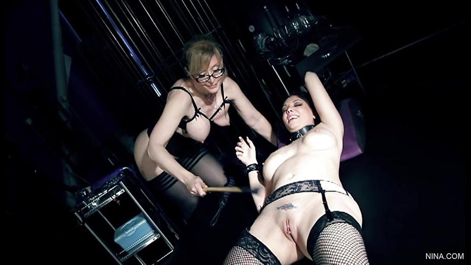 hartley dominatrix Nina