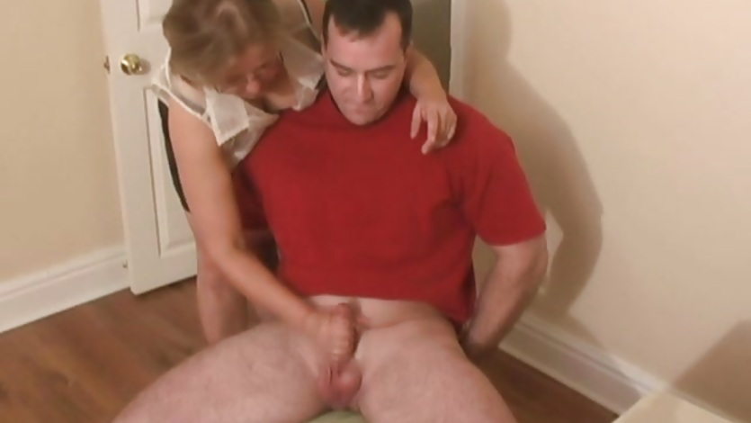 Deep throat blow gagging free