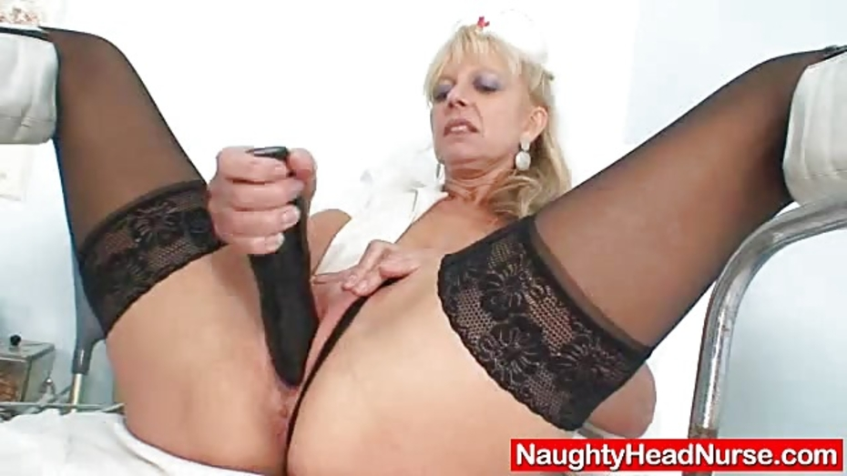 image Uniform milf vanda kinky stethoscope insertion