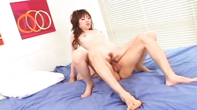 Asian cutie fucked in an uncensored