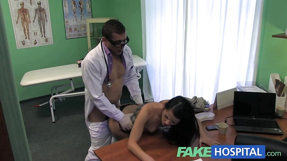 Fakehospital sexy patients moans of pleasure lowers 8