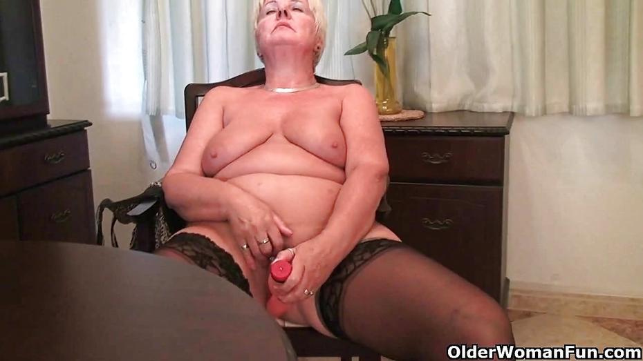 Sexual granny