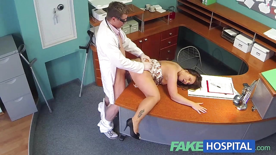 Fakehospital sexy patients moans of pleasure lowers 3