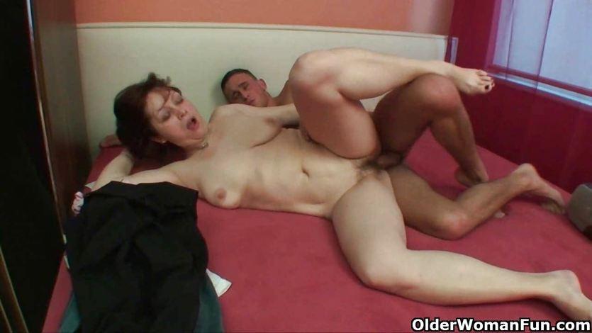 Hefty mature movie pussy sweet