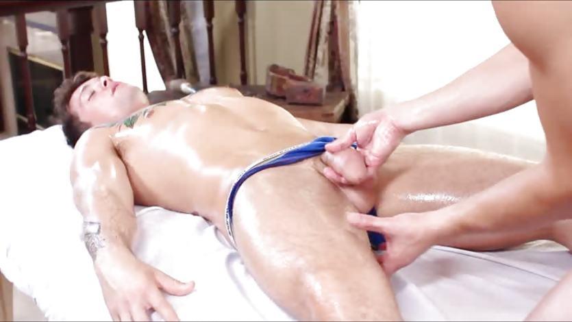 Afternoon Gay Massage