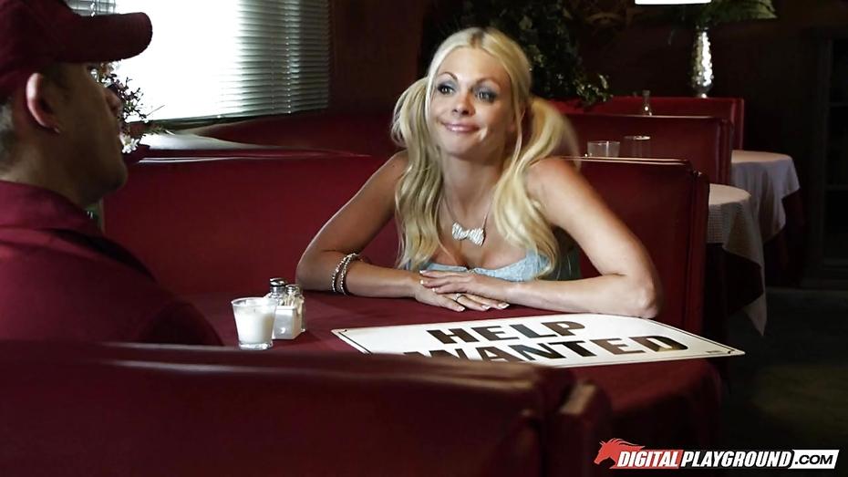куни русской блондинке видео блондинка
