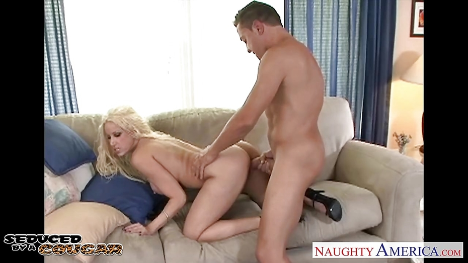 Firm bodied redhead mom janet mason gets fucked 4