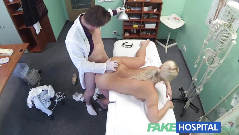У врача гинеколога скрытая камера