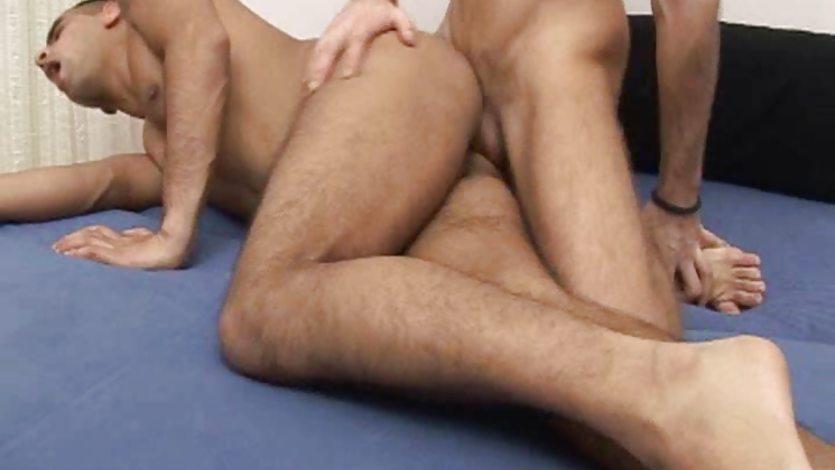 Hot Barebacked Gay Ass Fucking