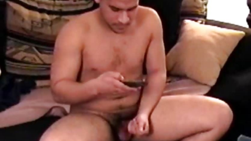 Straight black amateur jock jerking off