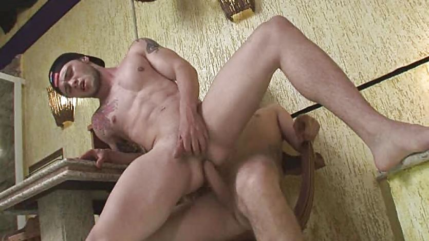 Pounding Latino Gay Ass In Fancy Passion