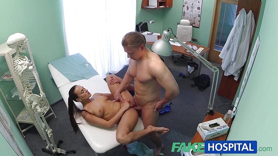 image Fakehospital innocent blonde gets the doctors