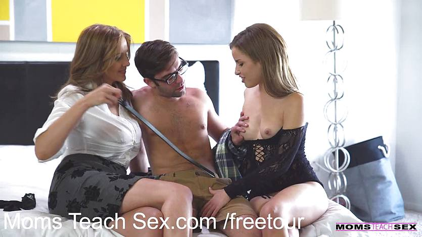Step mom and son fuck videos, fine dick girl