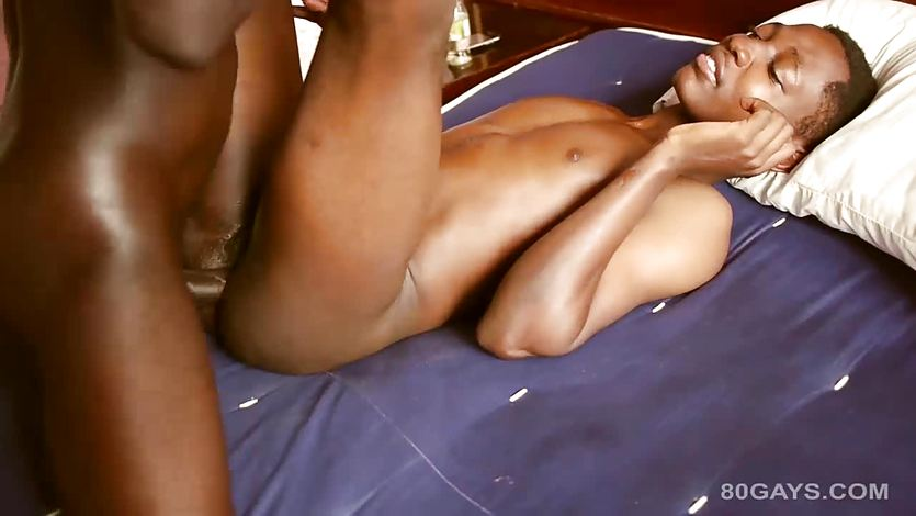 Black African Twinks Fuck
