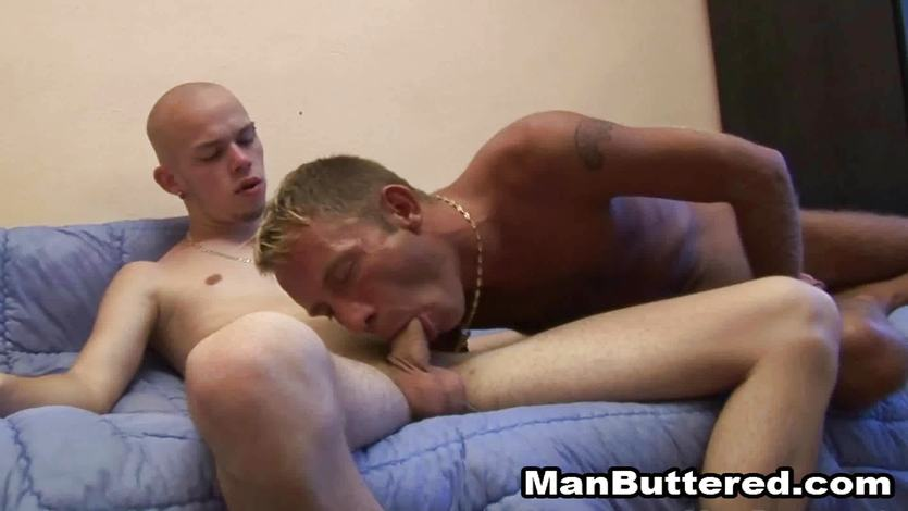 Awesome Gays Anal Sex Cumshots