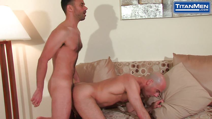 Taboo Dirty Talk Leads To Gay Sex