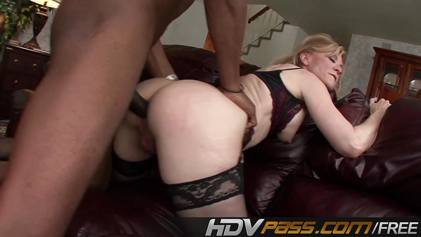 asian gets pounded by big cock