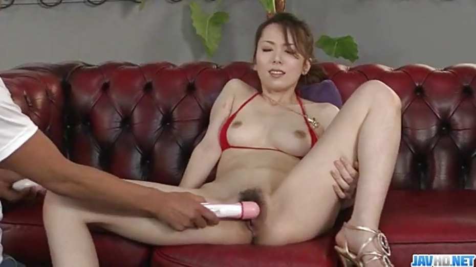 Aika japan model devours cock in pov style 2