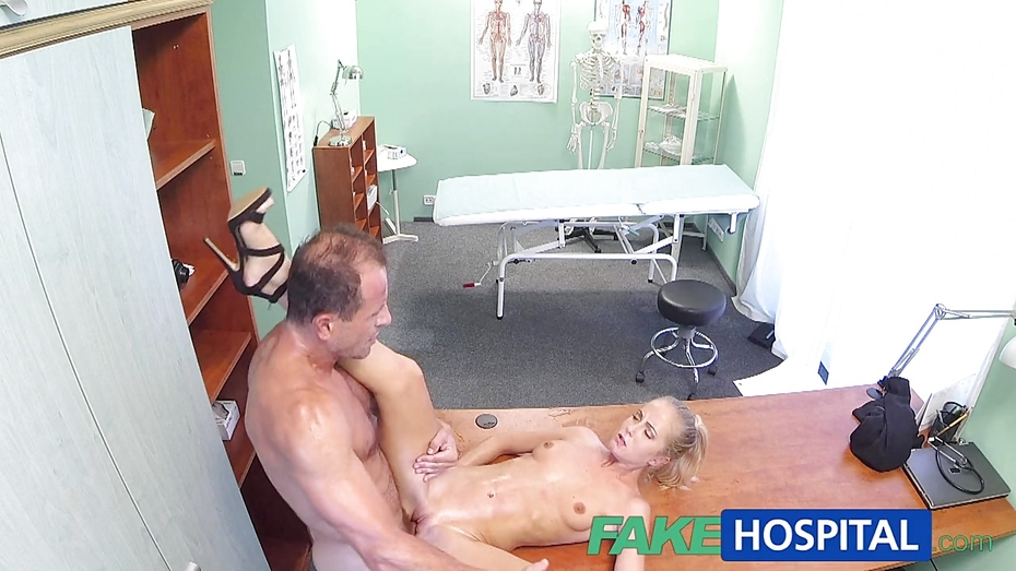 Fakehospital sexy patients moans of pleasure lowers 6