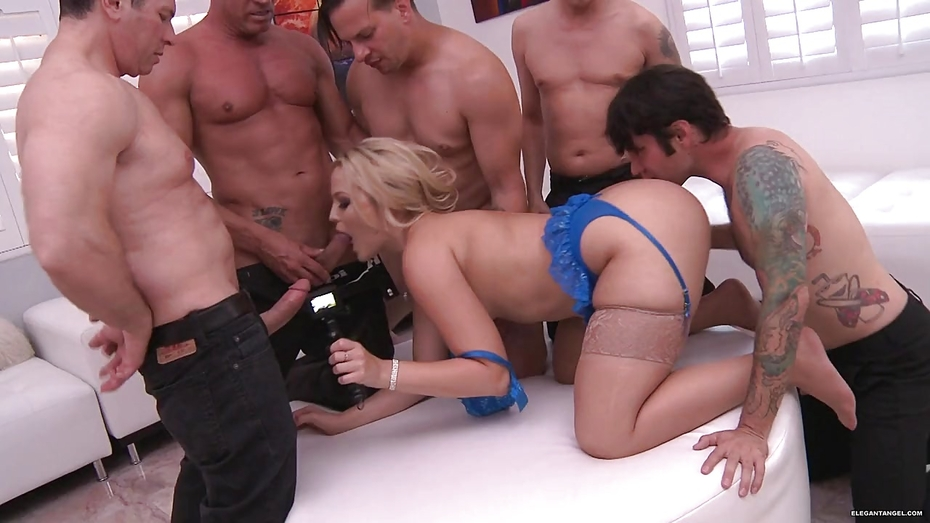 Alexis texas gang bang