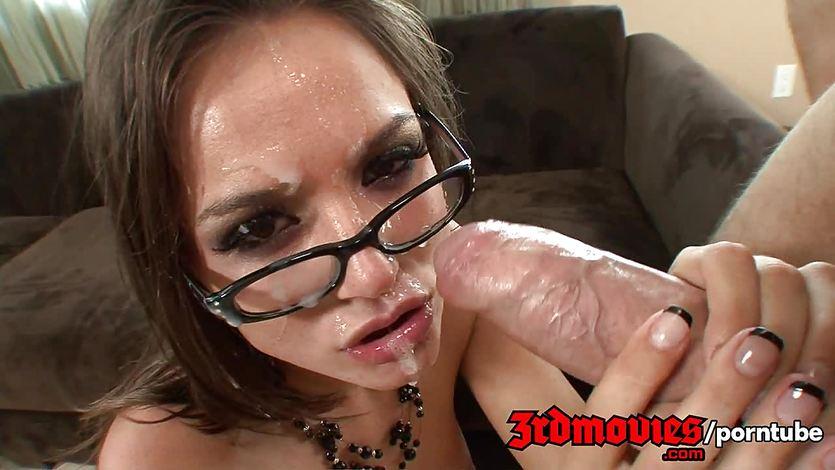 Glasses facial Tori Black