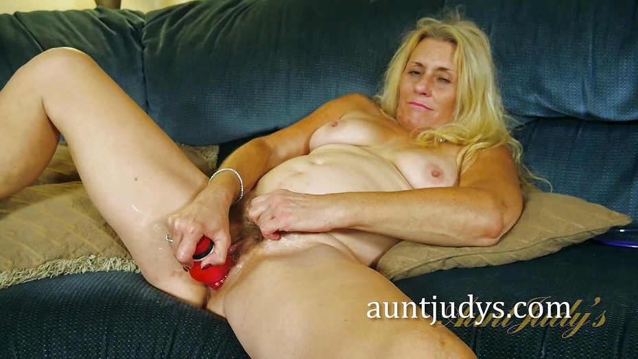 Cristine ruby fingers her pussy outdoors 7