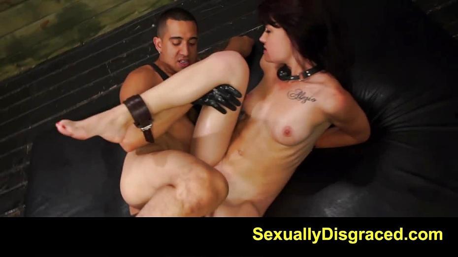 Fetishnetwork callie calypso submissive 7