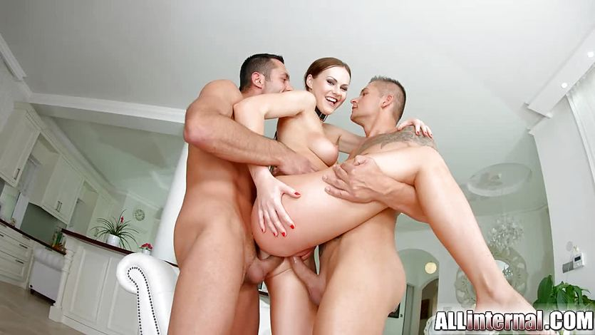 Big Tits Bbc Gangbang Creampie