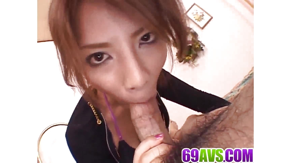 Kanoka makes magic with her very tight pussy 4