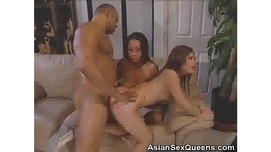 Lucky gent gets two babes with a foot fetish 5