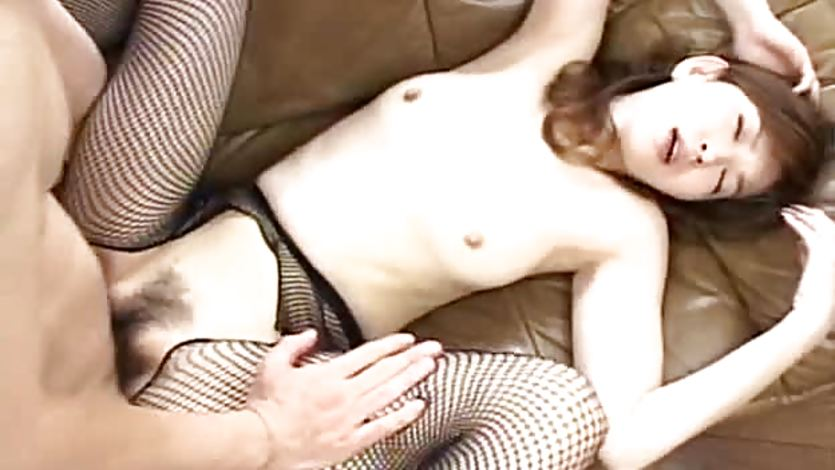 Asian cuttie pie has a hot fuck on a cock 8