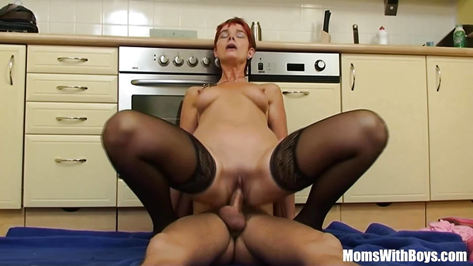 Saggy breasted mama jana take home fuck by young stud 9