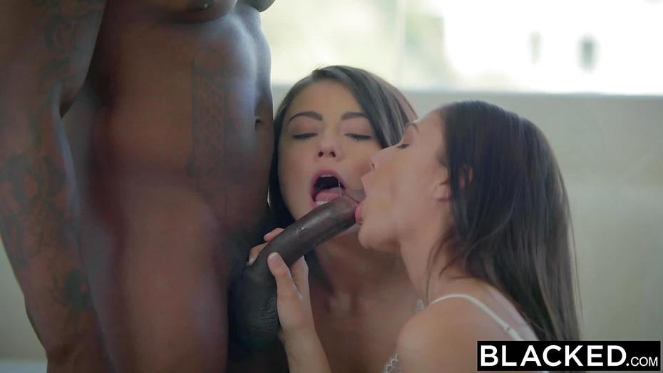 interracial threesome porn tube vintage porno movies