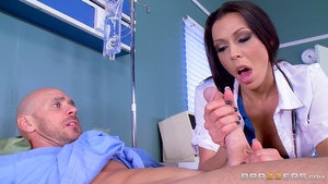 Naughty Hospital Group Sex With Nicole Aniston And Her Friends