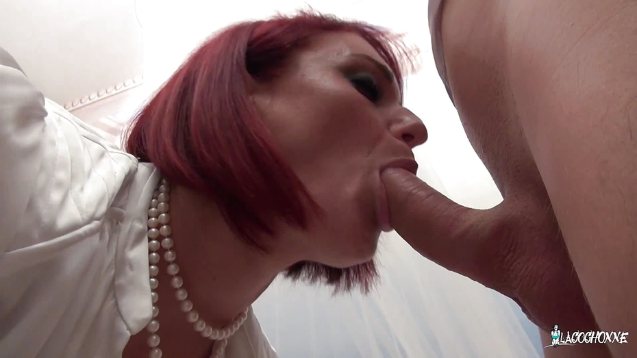 French Amateur Redhead Anal