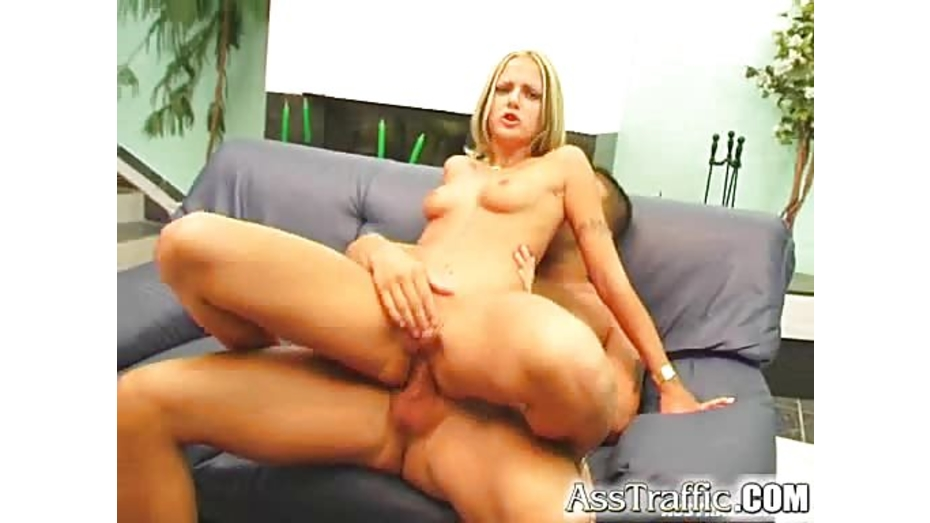 Ass traffic delicate blonde mel gets fucked hard by thick 2