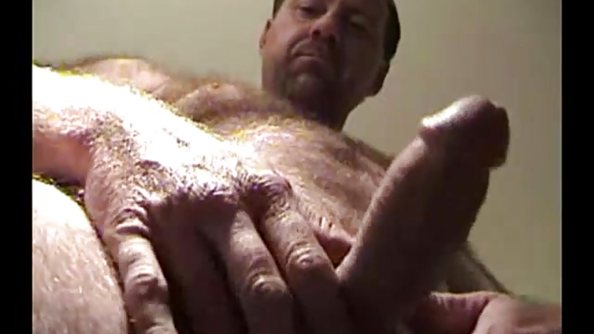 Mature Amateur Joe Beating Off