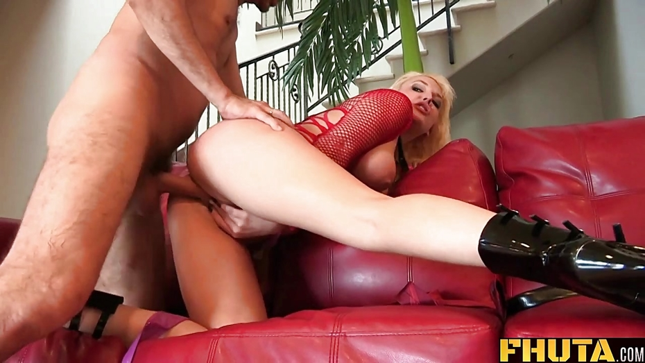 Fhuta stacy silver trades her ass cherry for jewelry