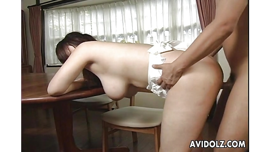 Real amateur brutally fucked