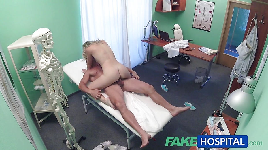 Fakehospital sexy patients moans of pleasure lowers 1