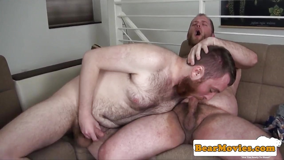 Bald mature bear analfucked after rimjob 6