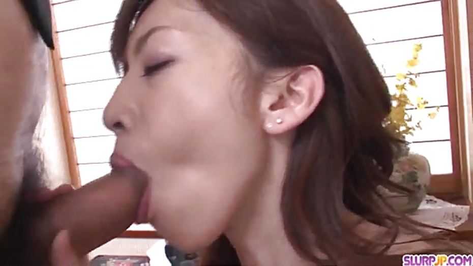 Sara nakamura deals strong dicks in each of her holes 7