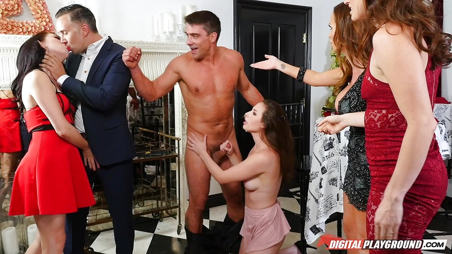 image Airerose brunette stunner raven bay in hardcore action